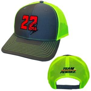Simon Pagenaud #22 Team Penske Casquette trucker
