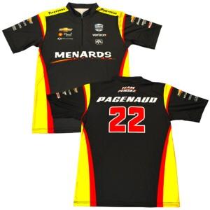 Chemise aux couleurs de l'équipe SP #22 2020 Menards