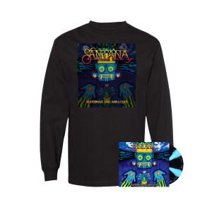 Cornetto vinyl + Long Sleeve T-Shirt Bundle
