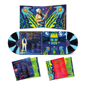 Santana - Blessings and Miracles [D2C] - vinyl D2C exclusive - Cornetto - Black & Blue