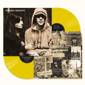 """Acoustic Hymns Vol. 1 Limited Edition Yellow Vinyl (Includes bonus """"Bring on the Lucie (FREDA PEEPLE)"""" 7"""" Flexi-Disc"""