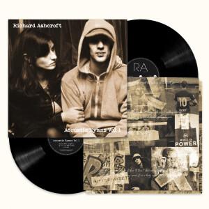 Acoustic Hymns Vol. 1 Standard Black Vinyl
