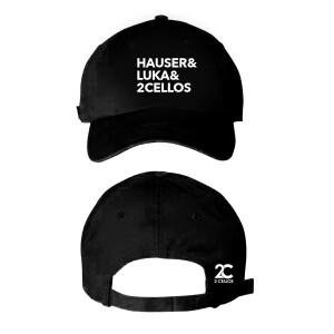 2CELLOS Black Dad Hat