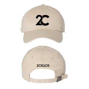 2CELLOS Khaki Dad Hat