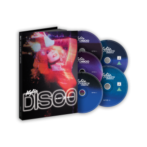 DISCO: GUEST LIST EDITION (DELUXE LIMITED)[3 CD, 1 DVD, 1 Blu-ray]