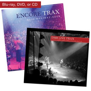 Live Trax Vol. 40: Madison Square Garden<br />Blu-ray, DVD or CD