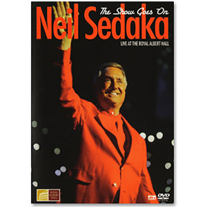 Neil Sedaka: The Show Goes On – Live at The Royal Albert Hall DVD