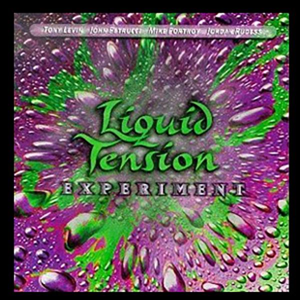Liquid Tension Experiment CD
