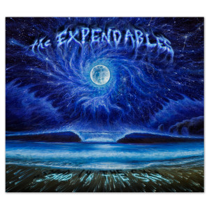 The Expendables - Sand in the Sky CD