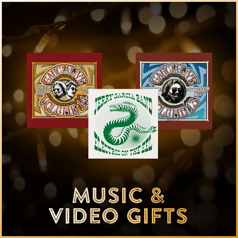 Music and Video Gifts