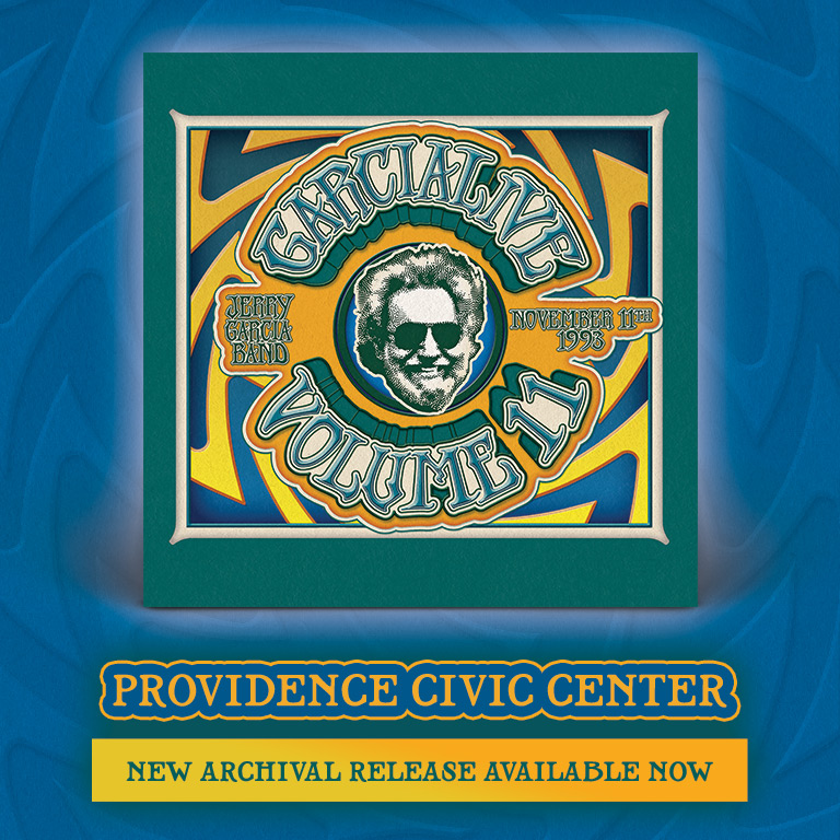 GarciaLive Vol. 11 Available Now