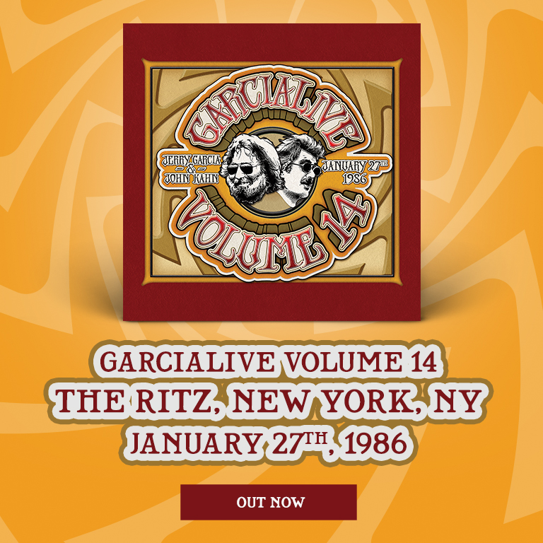 GarciaLive Vol 14 Out Now