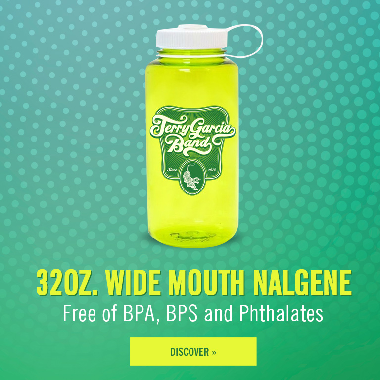 Wide Mouth Nalgene Bottle