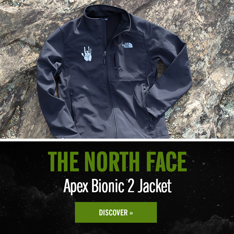 Jerry Garcia x North Face