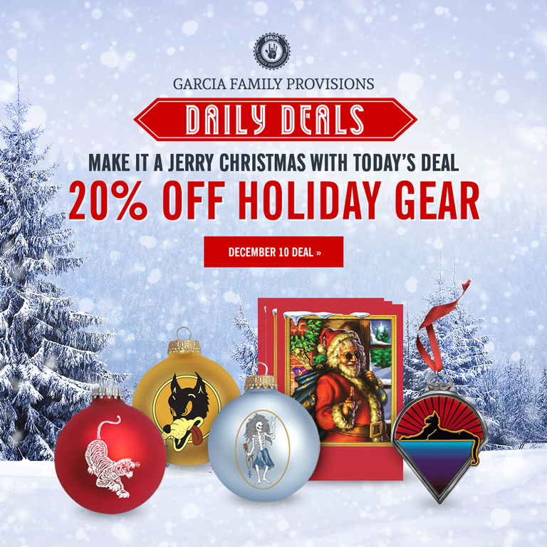 20% Off Holiday Gear
