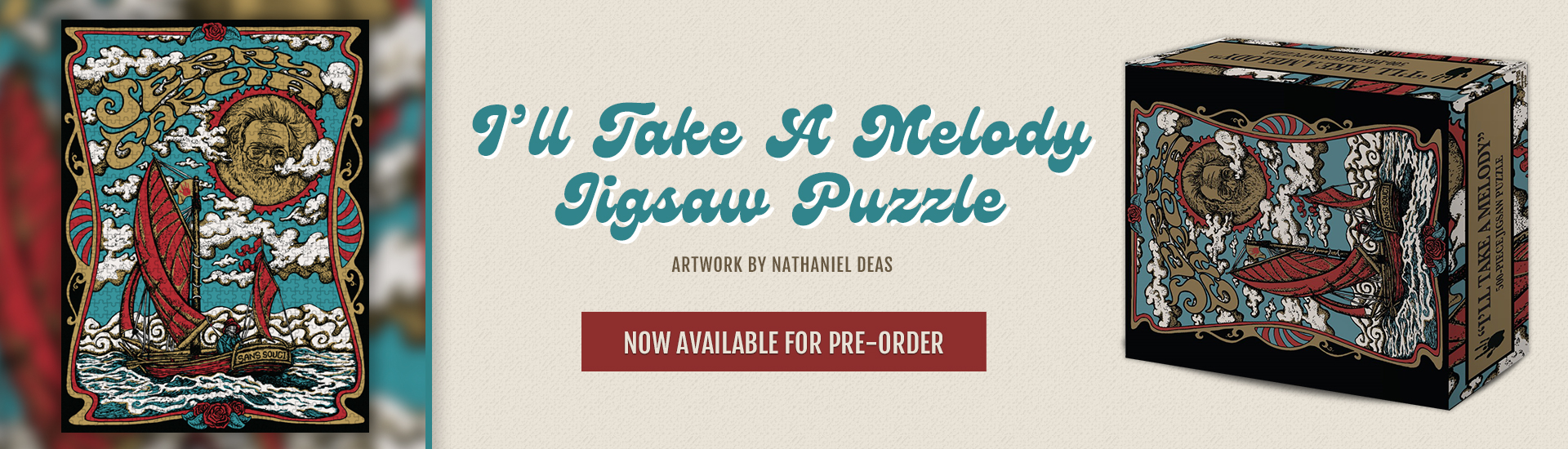 It Takes A Melody 500 Piece Puzzle