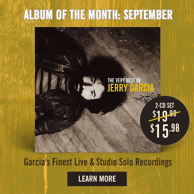 Album of the Month (September): The Very Best Of Jerry Garcia