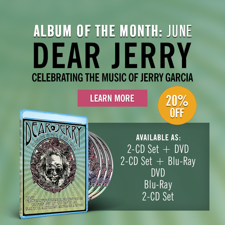 Album of the Month (June): Dear Jerry