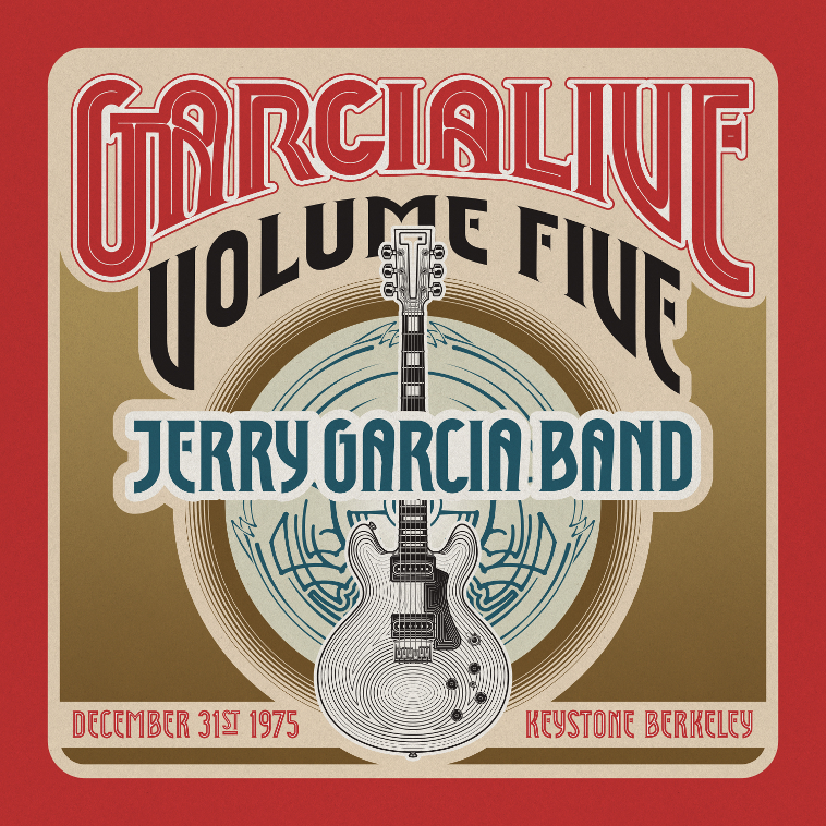 GarciaLive Volume Five