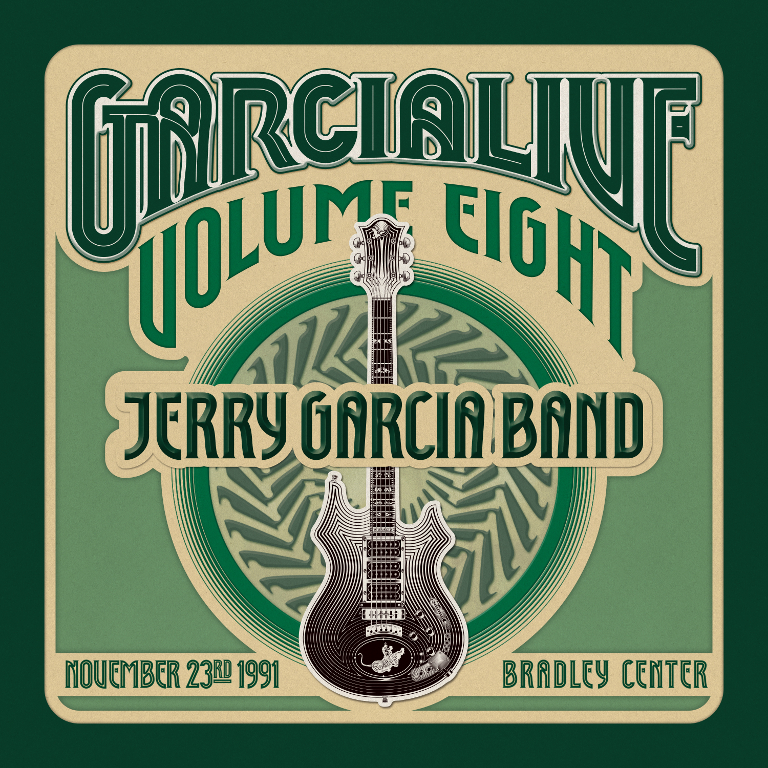 GarciaLive Volume Eight