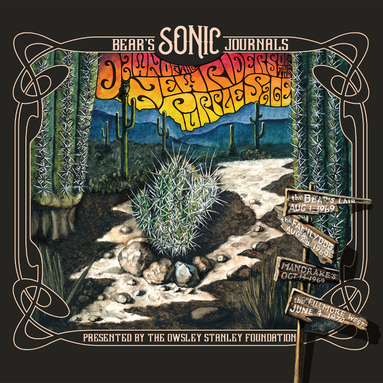 Bear's Sonic Journals: Dawn of the New Riders of the Purple Sage 5-CD Box Set