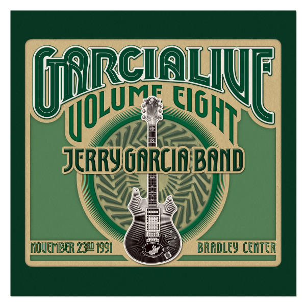 3b814931 Jerry Garcia Band – Electric On The Eel 6-CD Set or Digital Download ...