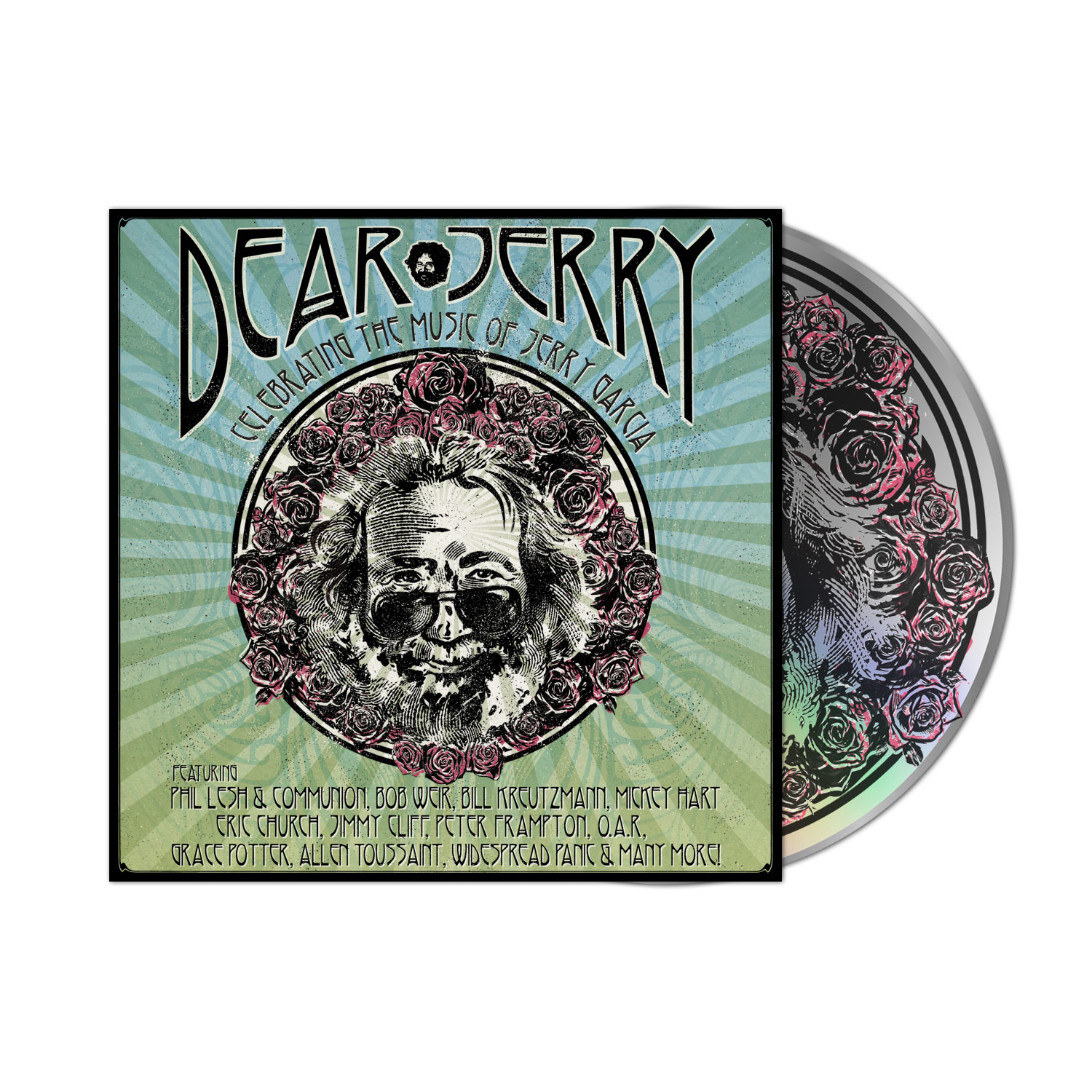 Dear Jerry: Celebrating The Music Of Jerry Garcia [DVD]