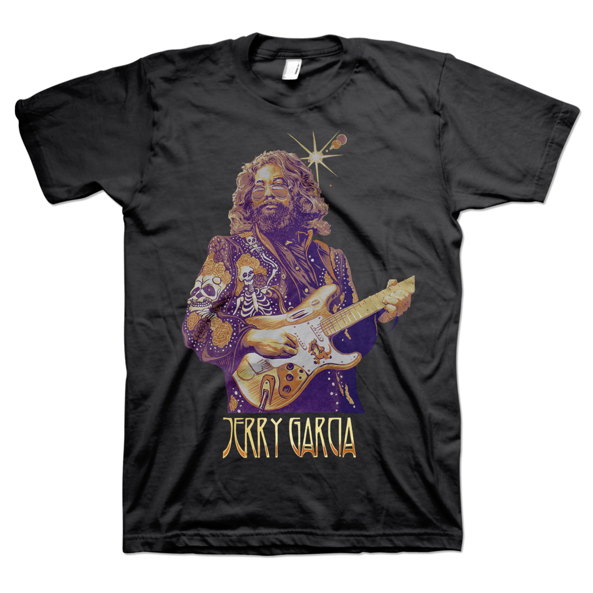 Jerry Garcia Nudie Suit Organic T-Shirt