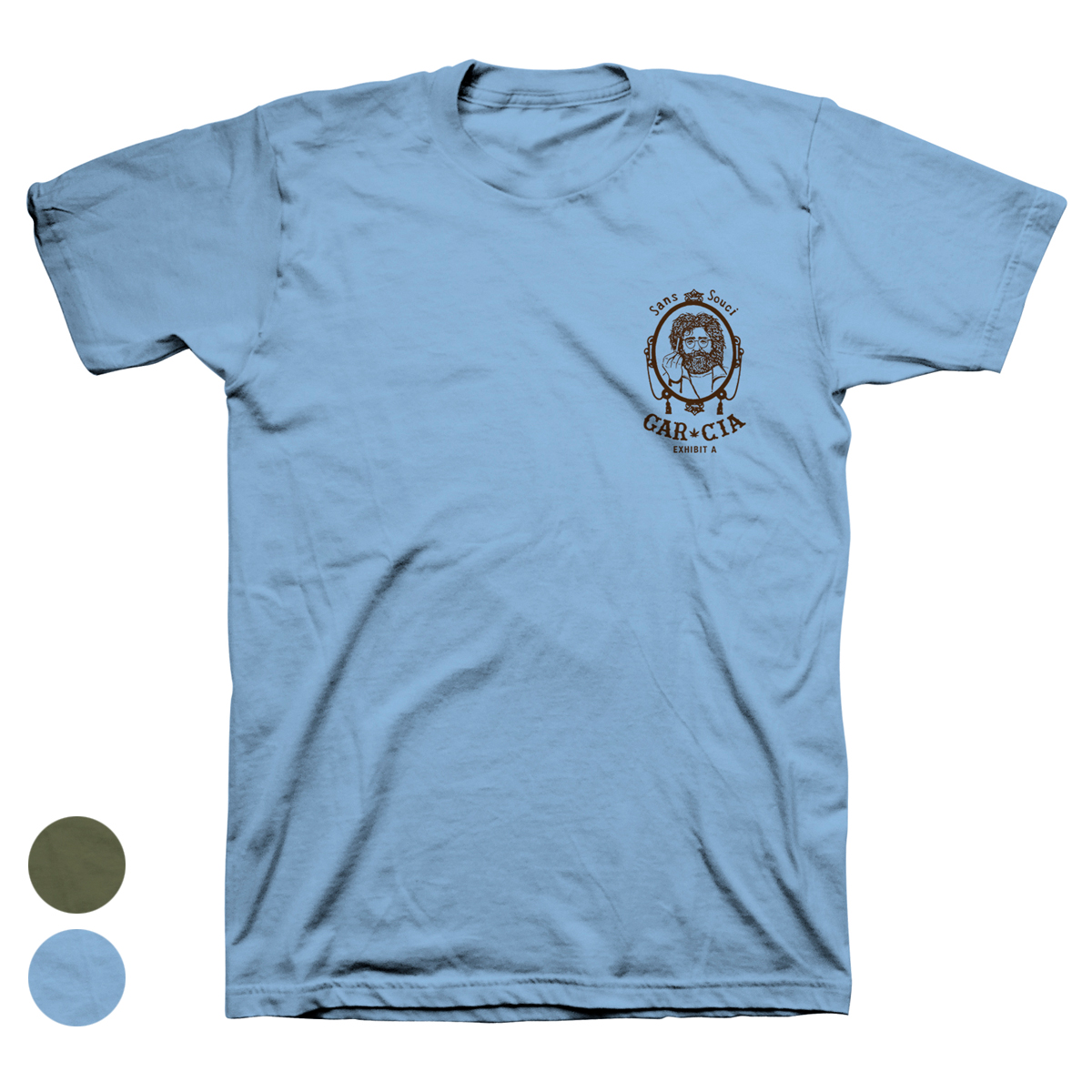 Exhibit A Hemp/Organic Cotton T-Shirt