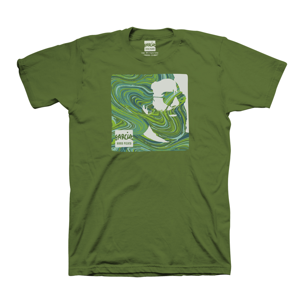 Garcia Hand Picked T-shirt