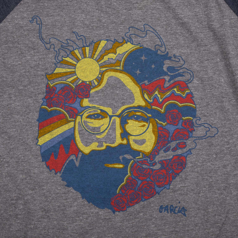 Celestial Jerry Raglan T-Shirt