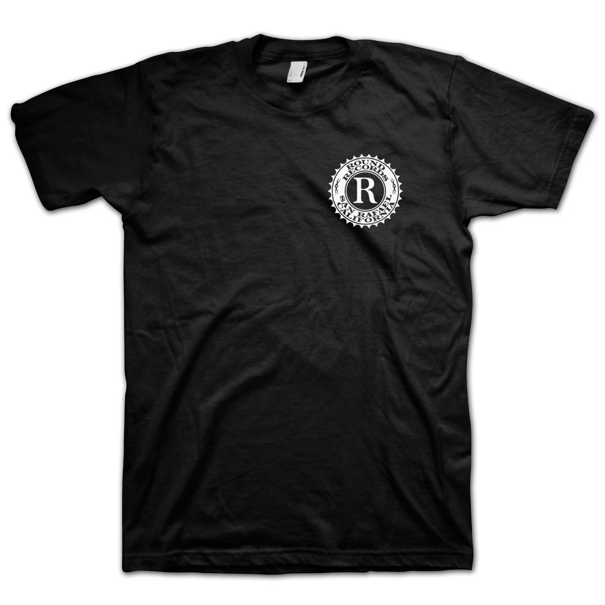 Jerry Garcia Round Records Organic T-shirt