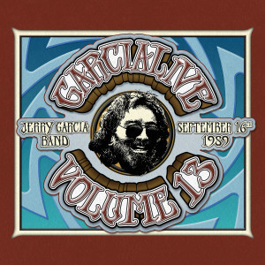 Jerry Garcia Band – GarciaLive Volume 13: 09/16/89 2-CD Set or Digital Download
