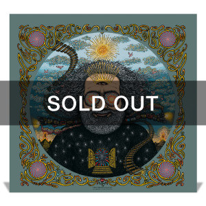 """*sold out* """"Bicycle Day 2017"""" Limited Edition Print by Marq Spusta"""