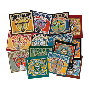 GarciaLive Vol. 1-14 CD Bundle