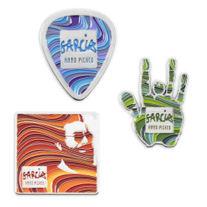 Garcia Hand Picked Pin Pack