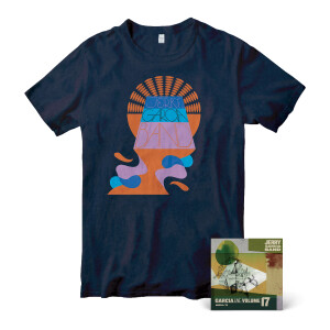 Jerry Garcia Band – GarciaLive Volume 17: NorCal '76 3-CD Set or Digital Download & Organic T-Shirt Bundle