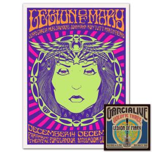 GarciaLive Vol 3: Dec 14-15, 1974 Download & Poster Bundle