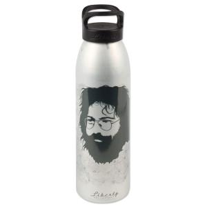 Jerry Garcia Henna Water Bottle