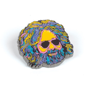 Psychedelic Jerry Limited Edition Pin