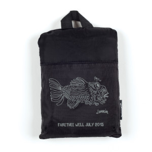 Fare Thee Well Fish Backpack