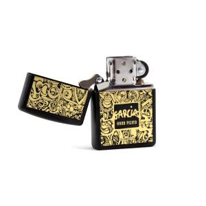 Garcia Hand Picked Zippo Lighter