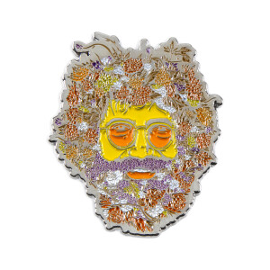 Jerry In Bloom Limited Edition Pin