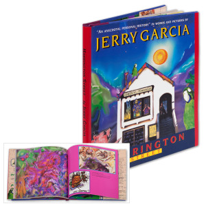 Jerry Garcia Harrington Street Book