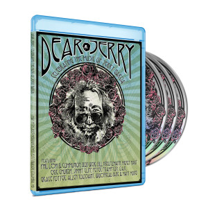 Dear Jerry: Celebrating The Music Of Jerry Garcia [2CD + Blu-Ray]