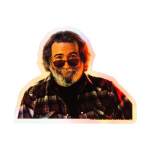 In The Dark Holographic Sticker