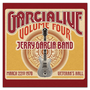 Jerry Garcia Band - GarciaLive Volume 4: 3/22/78 Digital Download