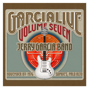 Jerry Garcia Band - GarciaLive Vol. 7: 11/8/76 2-CD Set