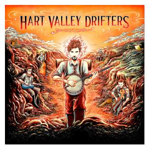 Hart Valley Drifters - Folk Time CD
