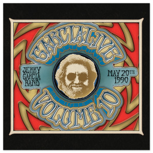 Jerry Garcia Band - GarciaLive Volume 10: 5/20/90 Digital Download